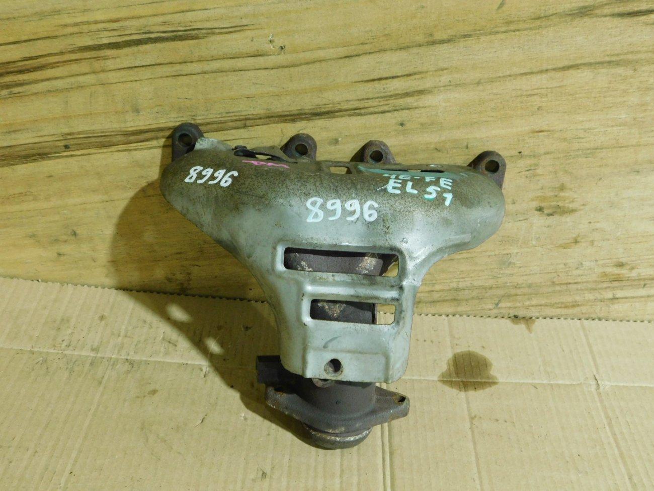 Коллектор выпускной Toyota Caldina ET196 4E-FE (б/у)