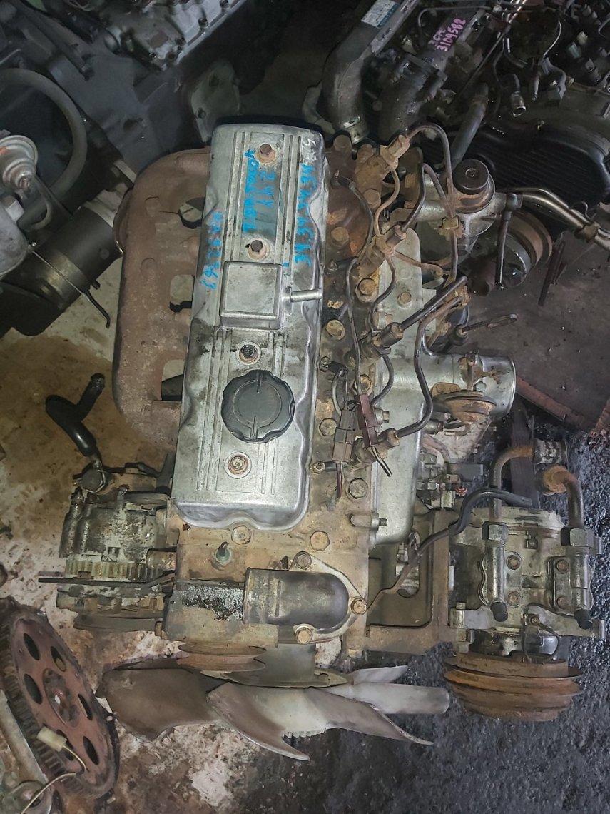 Двигатель Mazda Titan WGFAT HA (б/у)