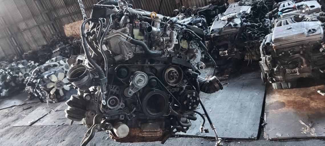 Двигатель Iinfiniti Q50 Q60 V37 VR30DDTT (б/у)