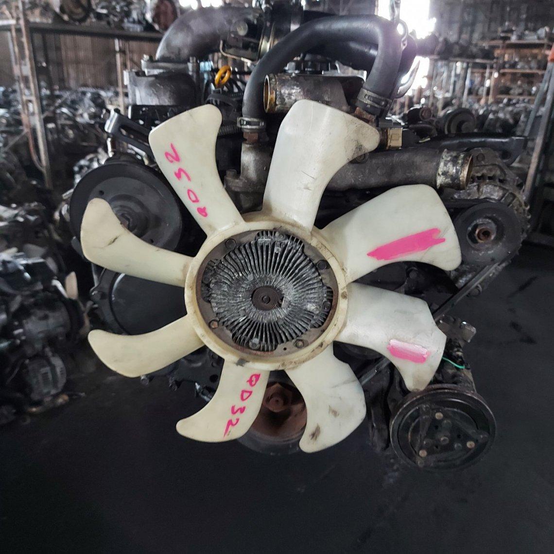 Двигатель Nissan Terrano QD32T (б/у)