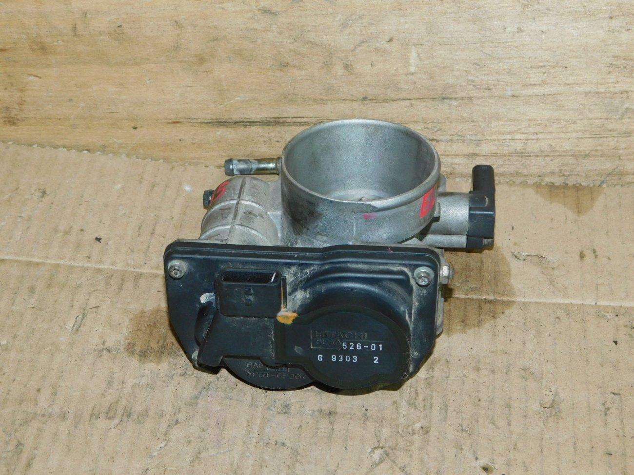 Дроссельная заслонка Subaru Impreza GDC EL15 (б/у)