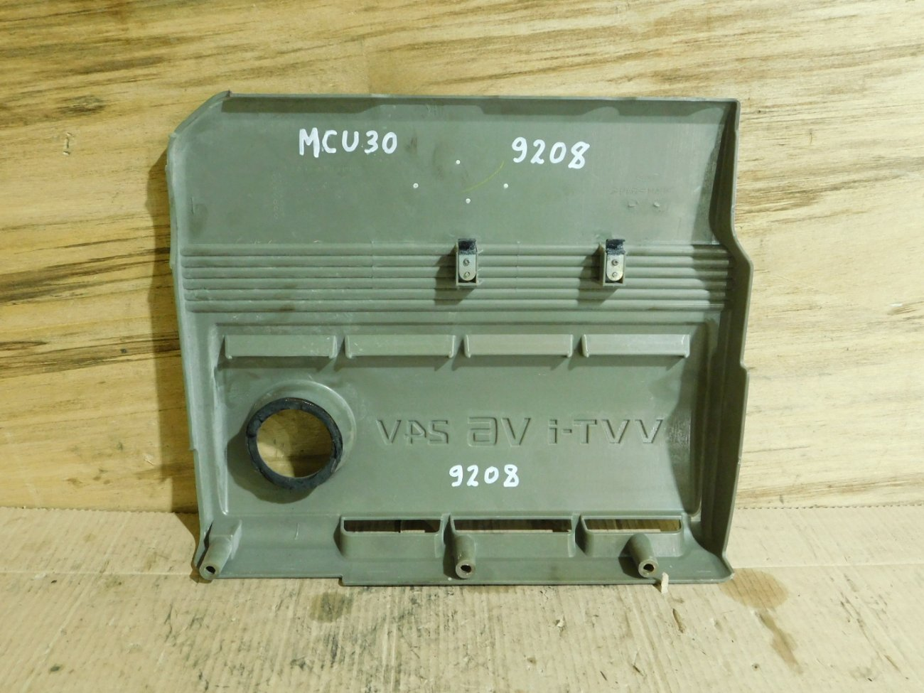 Декоративная крышка двс Toyota Kluger V MCU25 1MZFE (б/у)