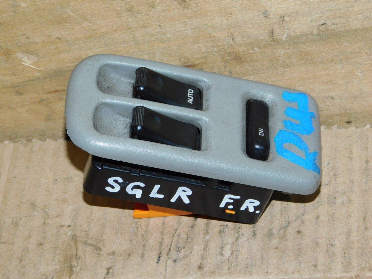 Блок управления стеклоподъемниками Mazda Bongo Friendee SG5W WLTE передний правый (б/у)