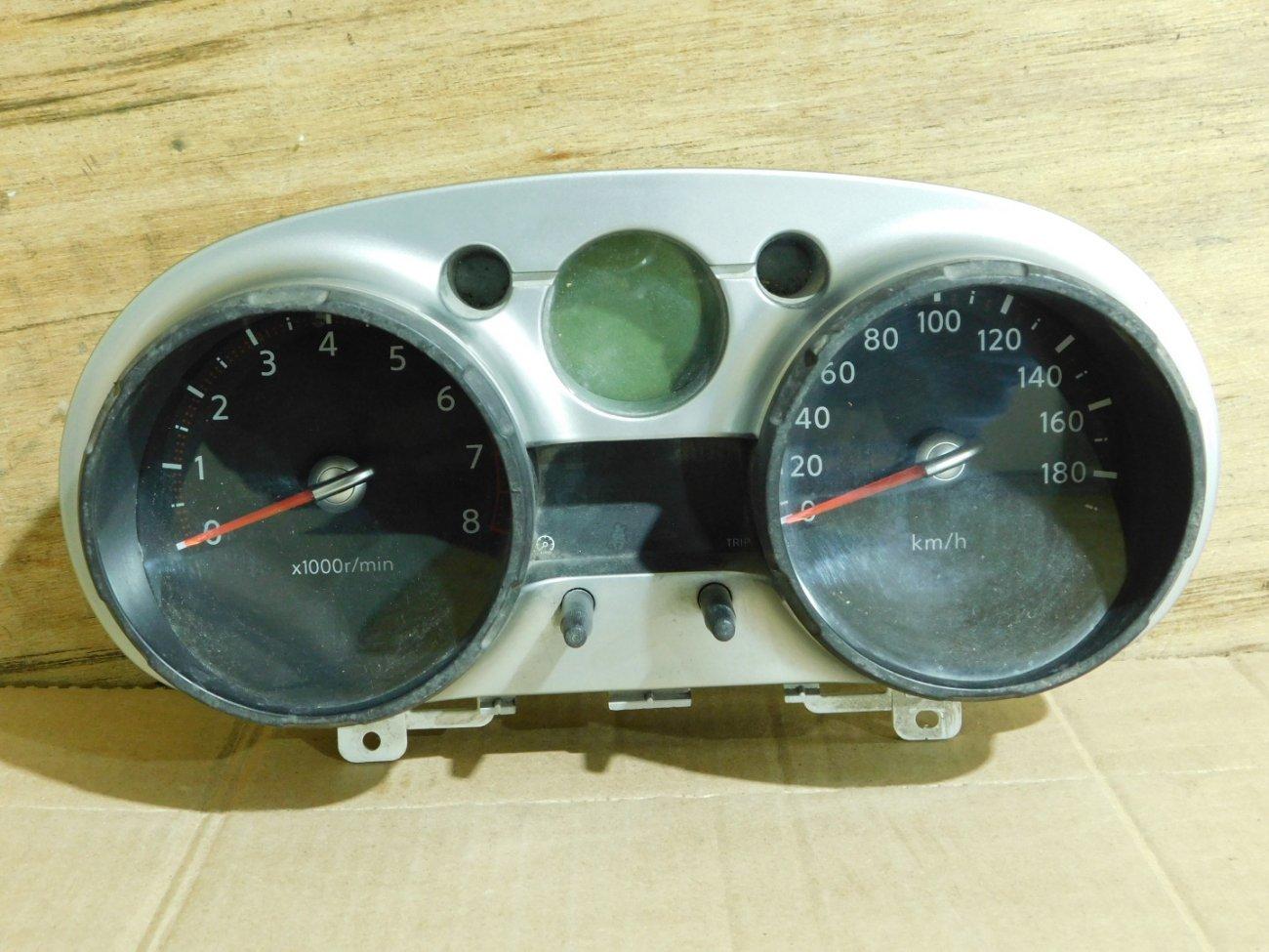 Спидометр Nissan Dualis J10 MR20DE (б/у)