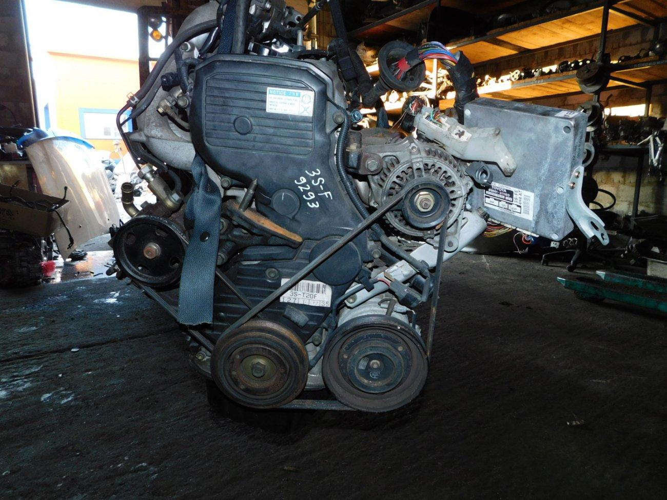 Двигатель Toyota Caldina ST190 3S-FE (б/у)