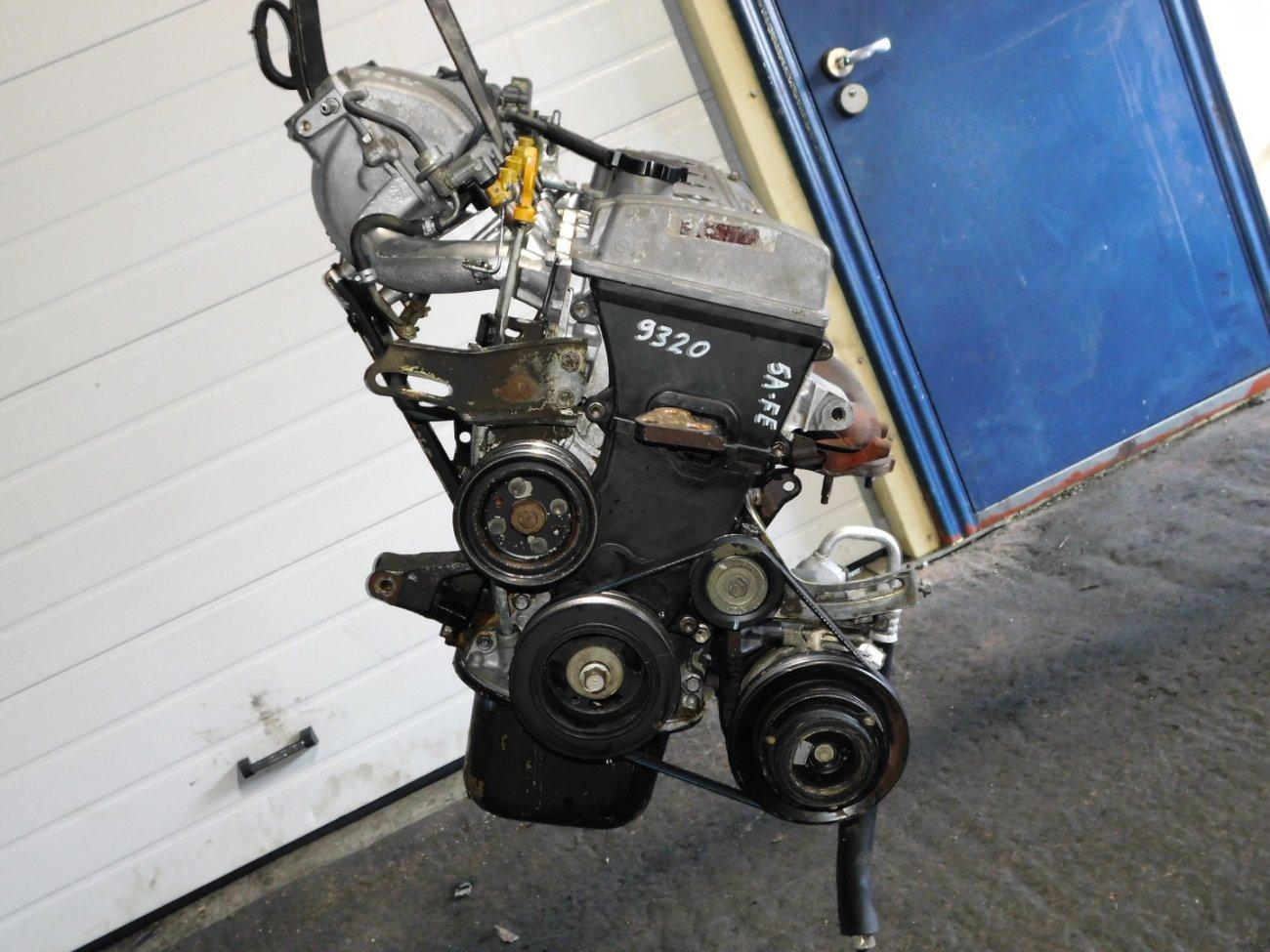 Двигатель Toyota Carina AT192 5A-FE (б/у)