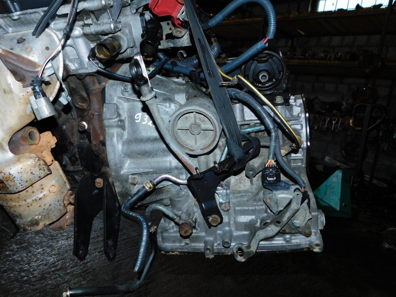 Акпп Nissan Ad VY11 QG13DE (б/у)