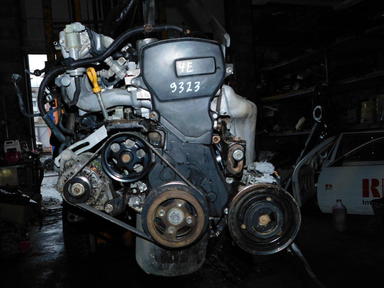 Двигатель Toyota Corolla EE100 4E-FE (б/у)