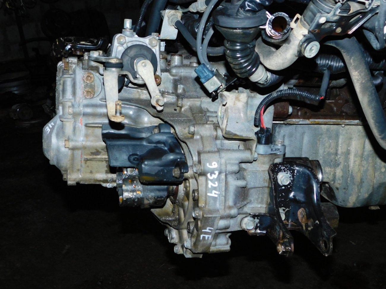 Мкпп Toyota Corolla EE102 4E-FE (б/у)