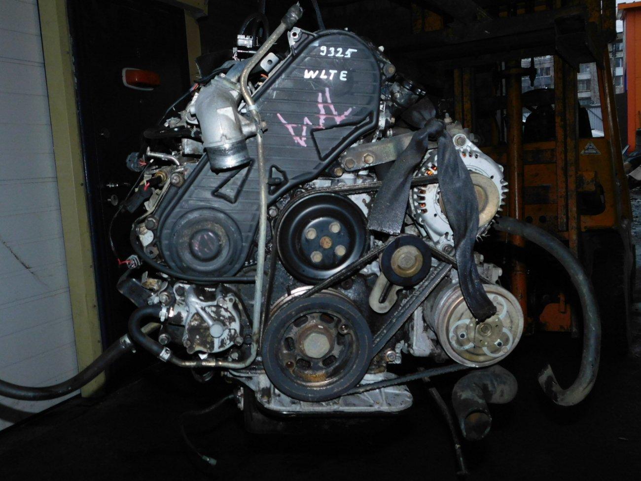 Двигатель Mazda Bongo Friendee SGLR WLT (б/у)