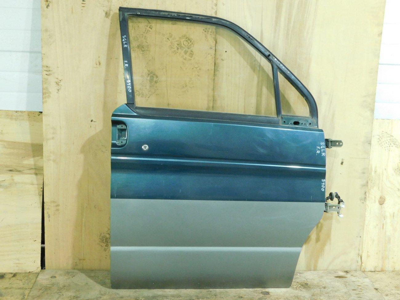 Дверь Mazda Bongo Friendee SGLR WLT передняя правая (б/у)