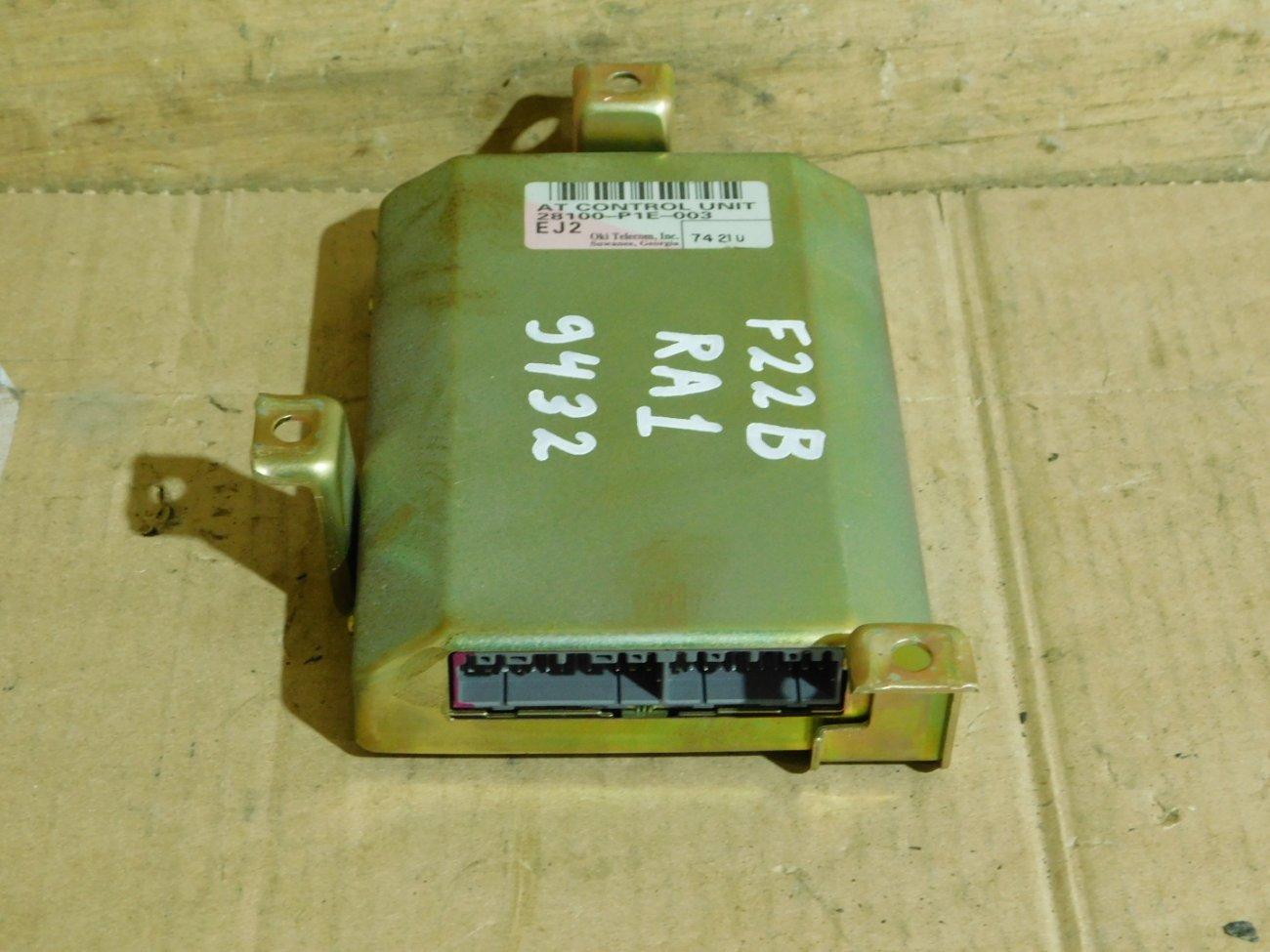 Блок переключения кпп Honda Odyssey RA1 F22B (б/у)