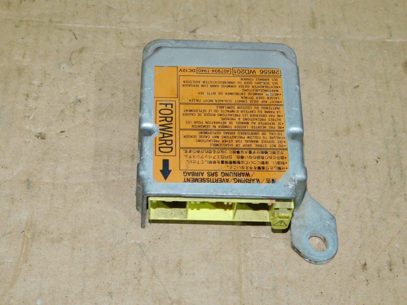Блок srs Nissan Ad VY11 QG13DE (б/у)