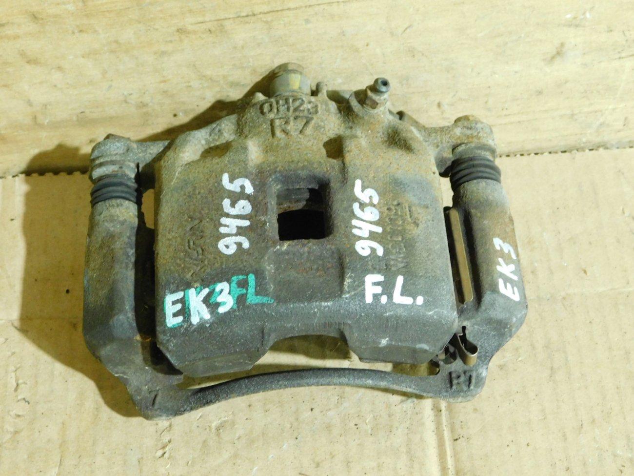 Суппорт Honda Civic Ferio EK3 передний левый (б/у)