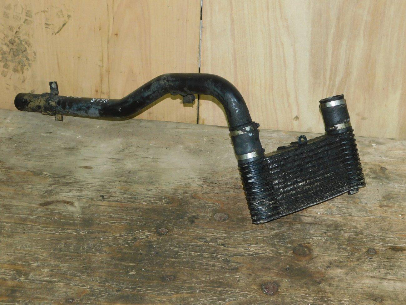 Радиатор интеркулера Mazda Bongo Friendee SGLR WLT (б/у)