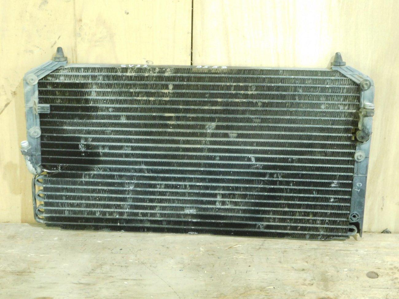 Радиатор кондиционера Toyota Vista SV32 3S-FE (б/у)