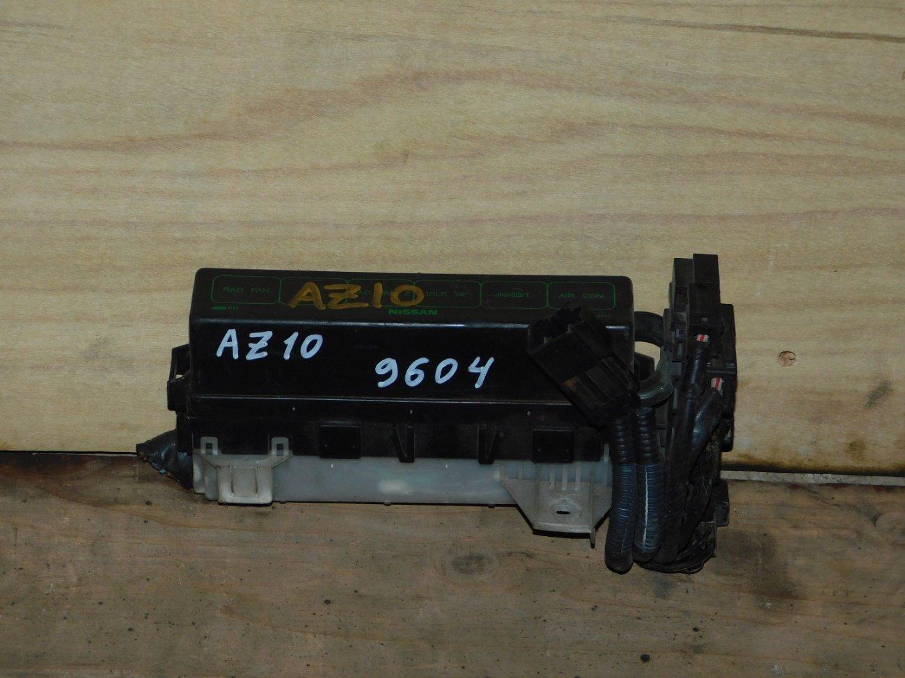 Блок предохранителей под капот Nissan Cube AZ10 CGA3 (б/у)