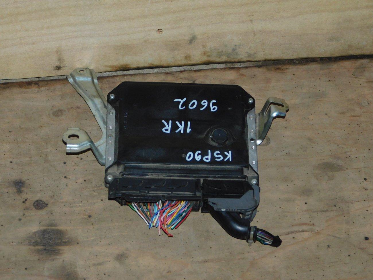 Блок управления efi Toyota Vitz KSP90 1KR-FE (б/у)