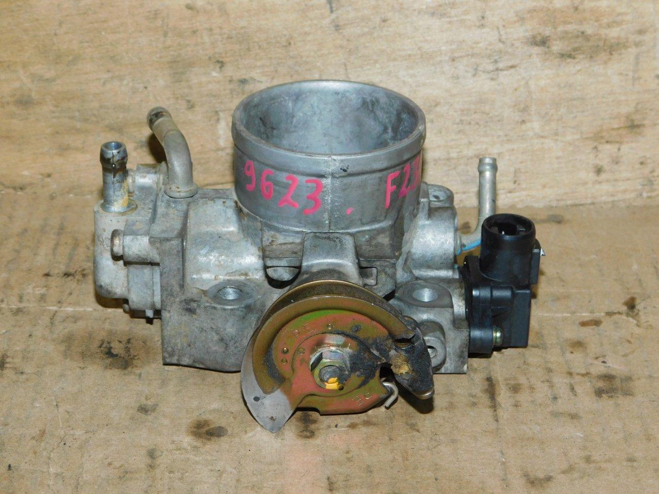 Дроссельная заслонка Honda Odyssey RA3 F23A (б/у)