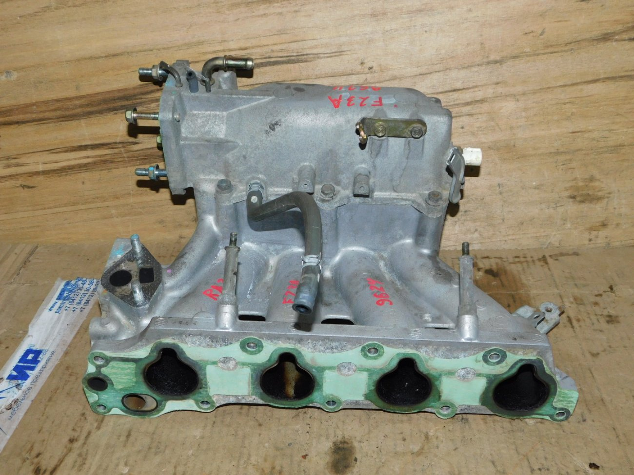 Коллектор впускной Honda Odyssey RA3 F23A (б/у)