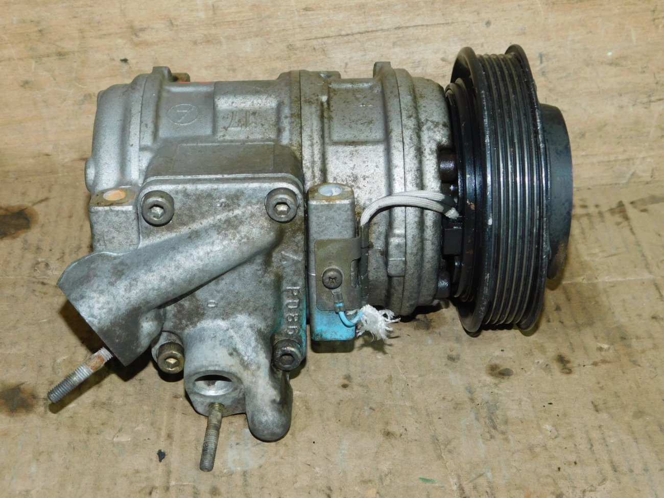 Компрессор кондиционера Honda Odyssey RA3 F23A (б/у)