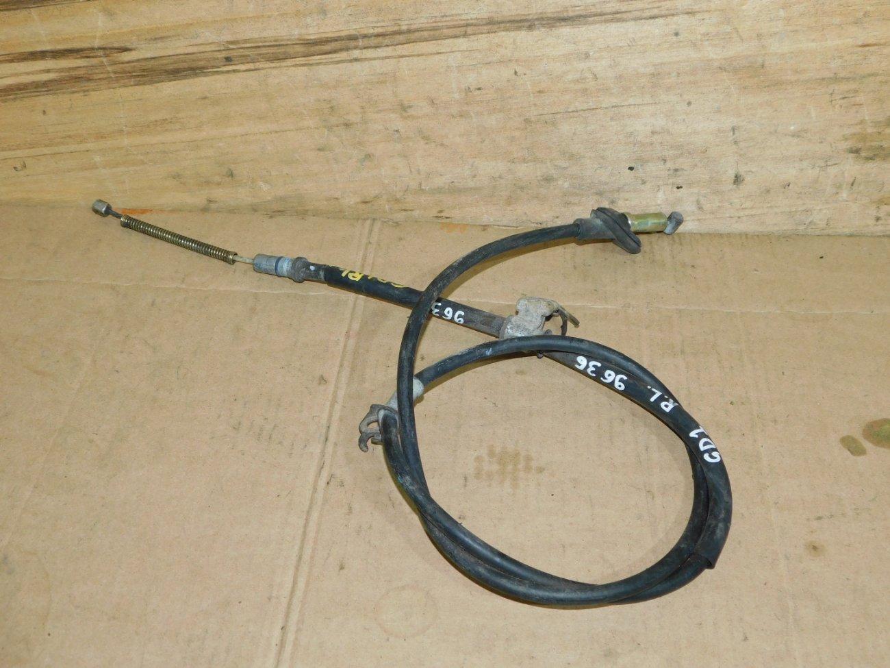 Тросик ручника Honda Fit GD1 L13A задний левый (б/у)