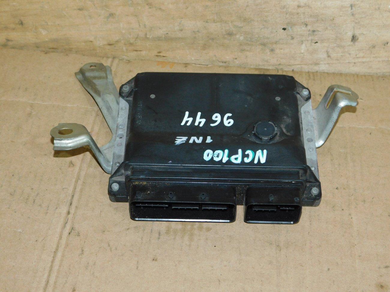 Блок управления efi Toyota Ractis NCP100 1NZ-FE (б/у)