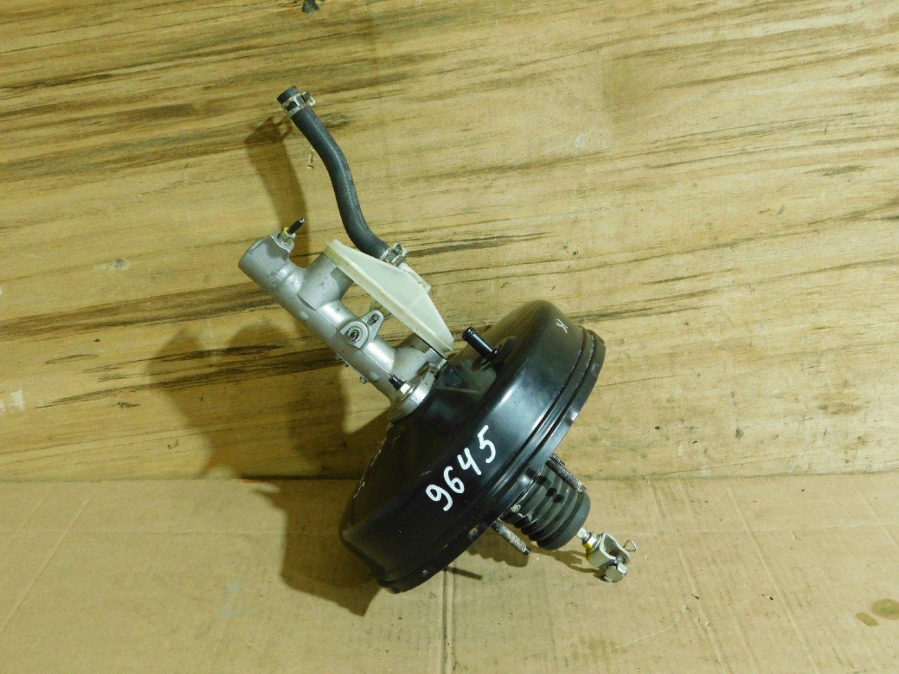 Главный тормозной цилиндр Honda Fit GE6 (б/у)