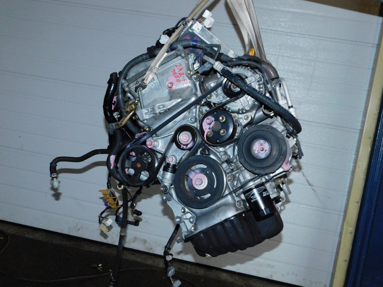 Двигатель Toyota Ipsum ACM21 2AZ-FE (б/у)