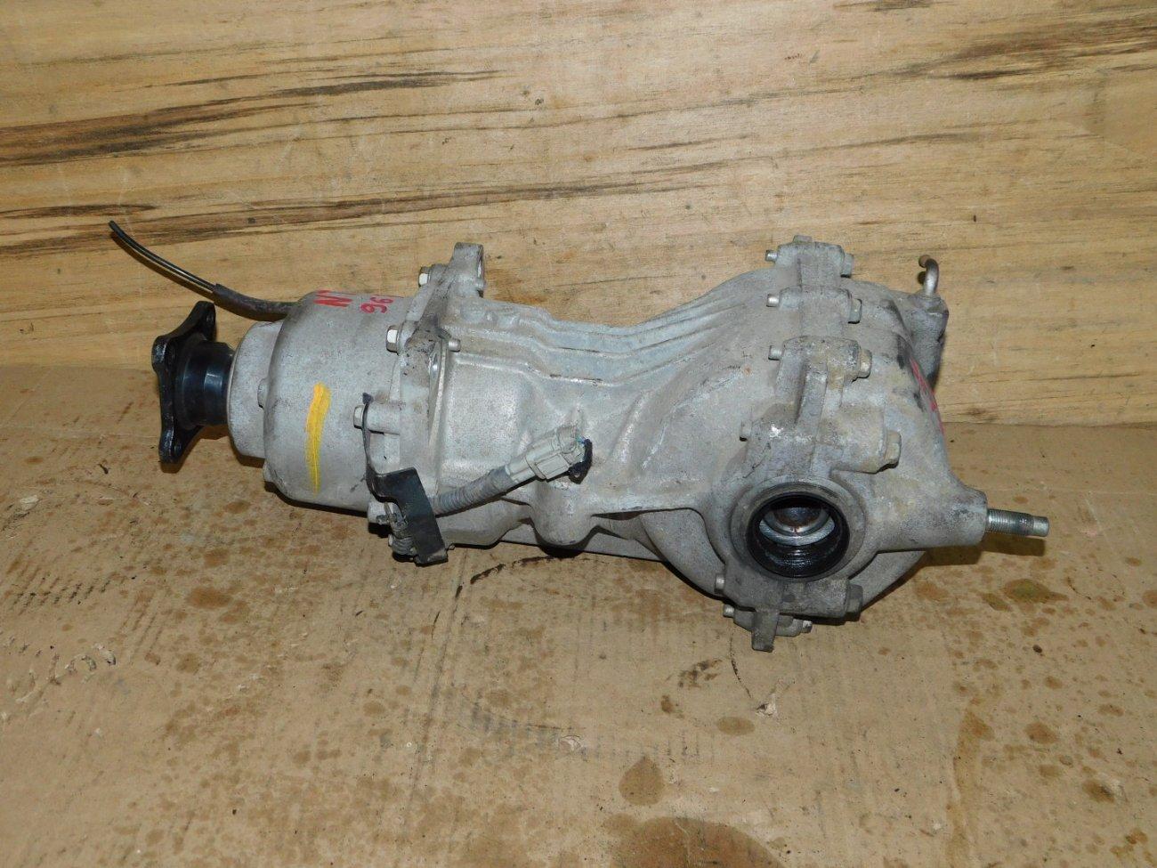 Редуктор Nissan X-Trail NT31 MR20DE задний (б/у)