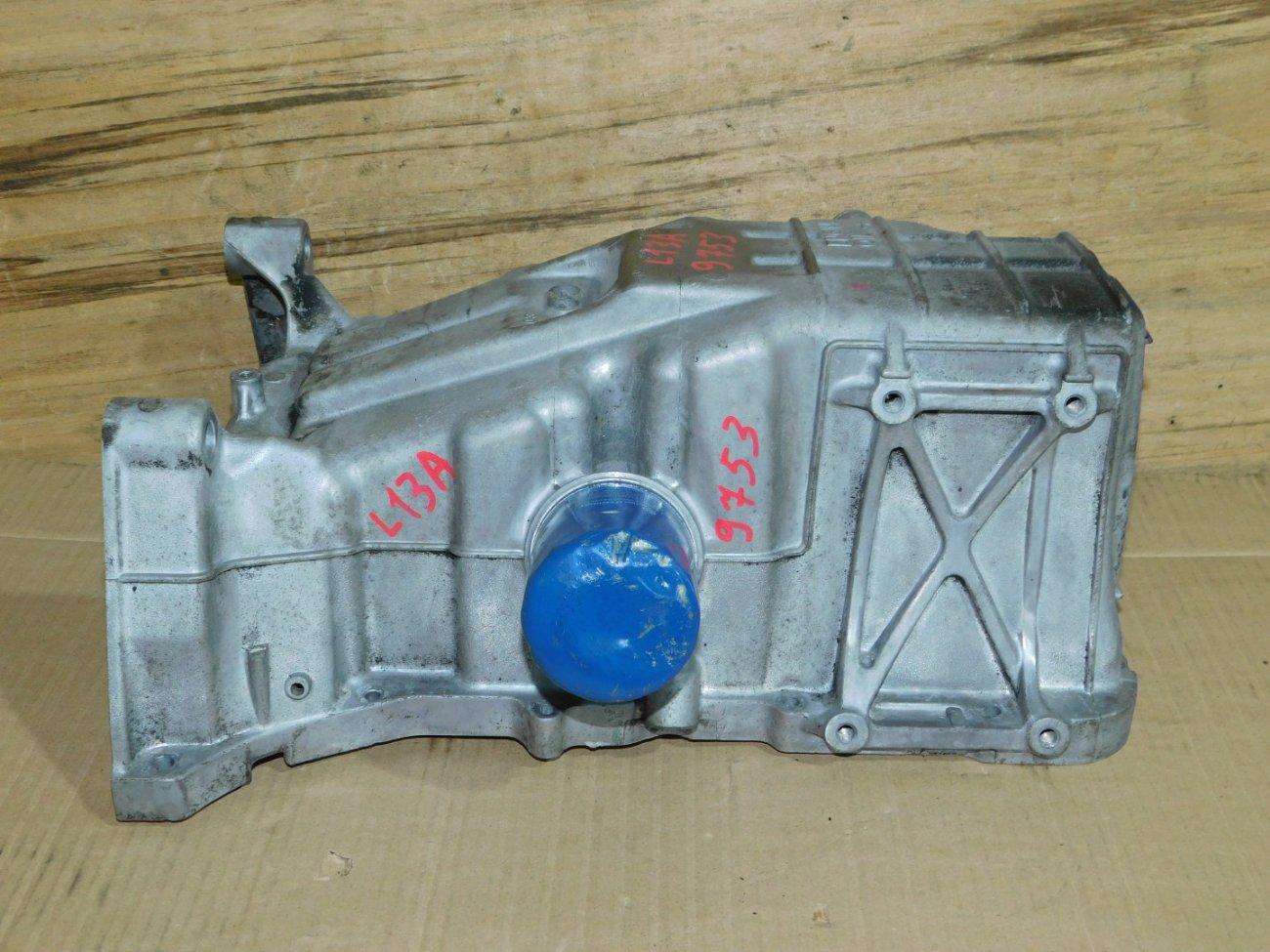 Поддон Honda Fit GD1 L13A (б/у)