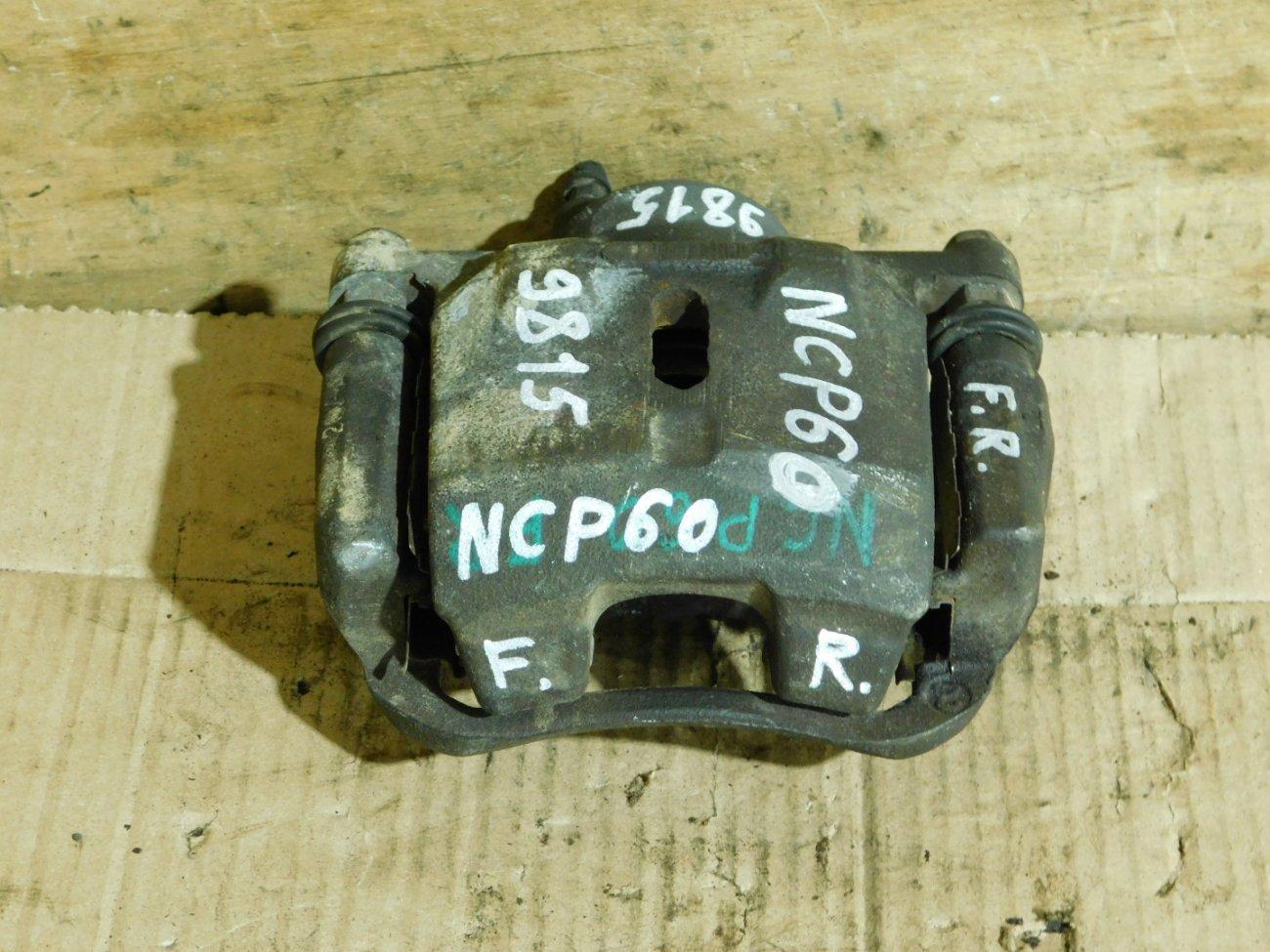 Суппорт Toyota Ist NCP61 1NZ-FE передний правый (б/у)