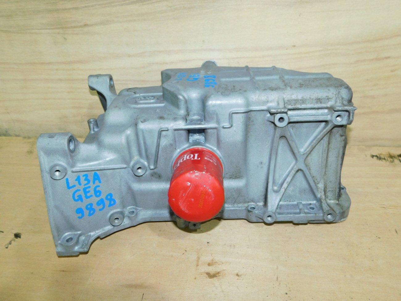 Поддон Honda Fit GE6 L13A (б/у)