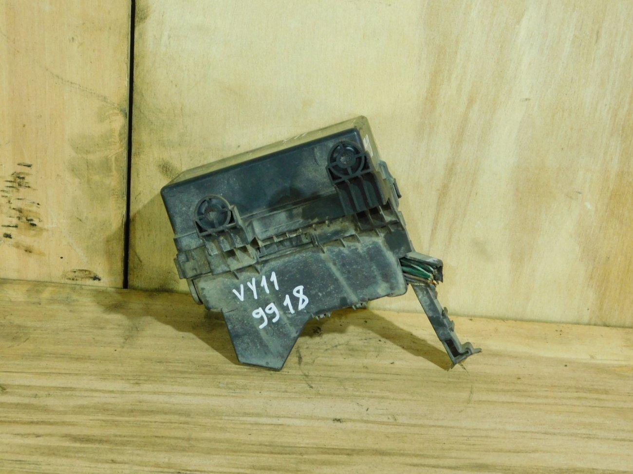 Блок предохранителей под капот Nissan Ad VY11 QG13DE (б/у)