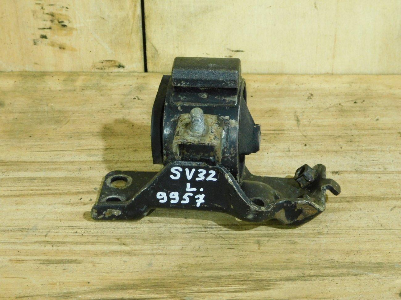 Подушка двигателя Toyota Vista SV32 3S-FE левая (б/у)