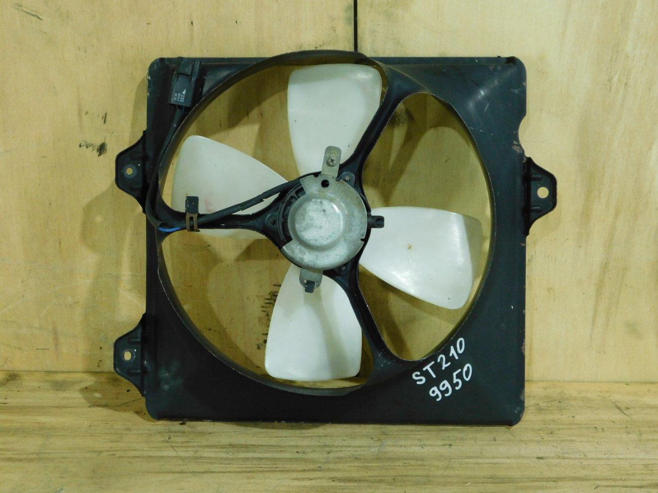 Диффузор радиатора Toyota Corona Premio ST210 3S-FE (б/у)