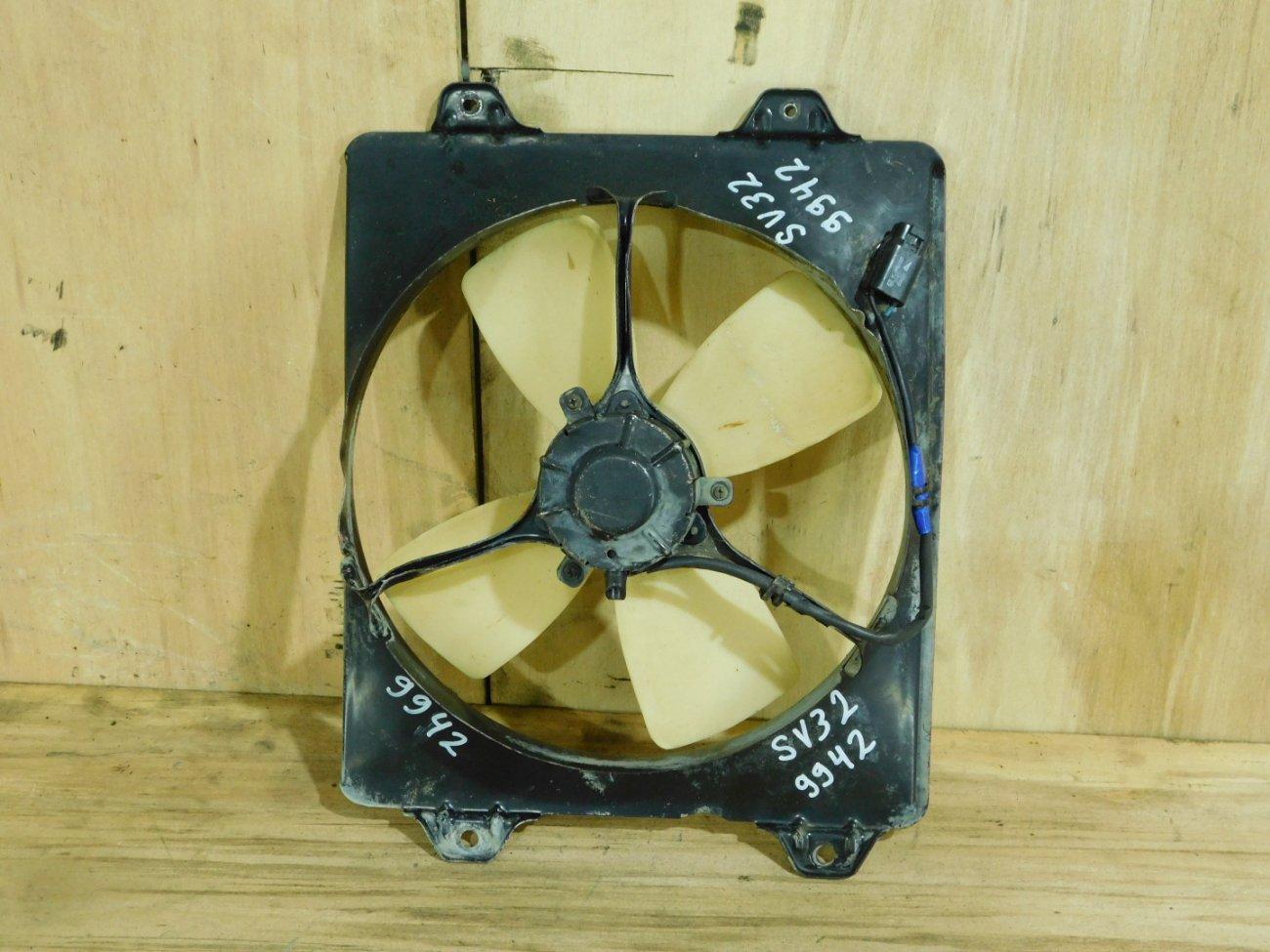 Диффузор радиатора Toyota Vista SV32 3S-FE (б/у)