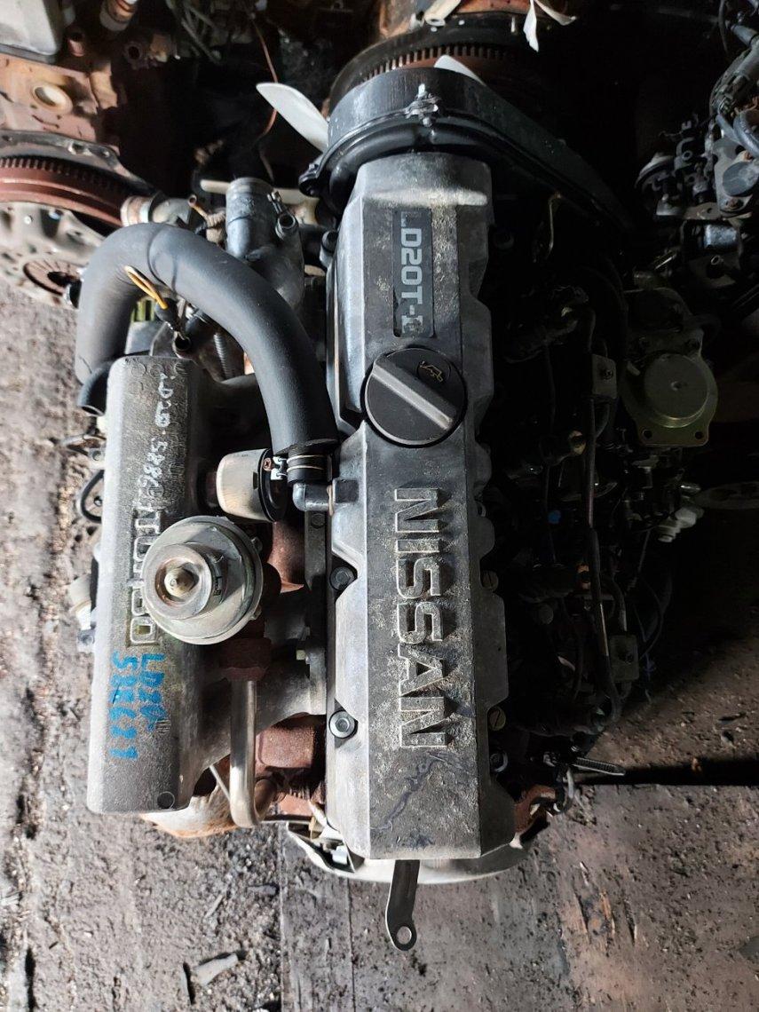 Двигатель Nissan Vanette C22 LD20T (б/у)