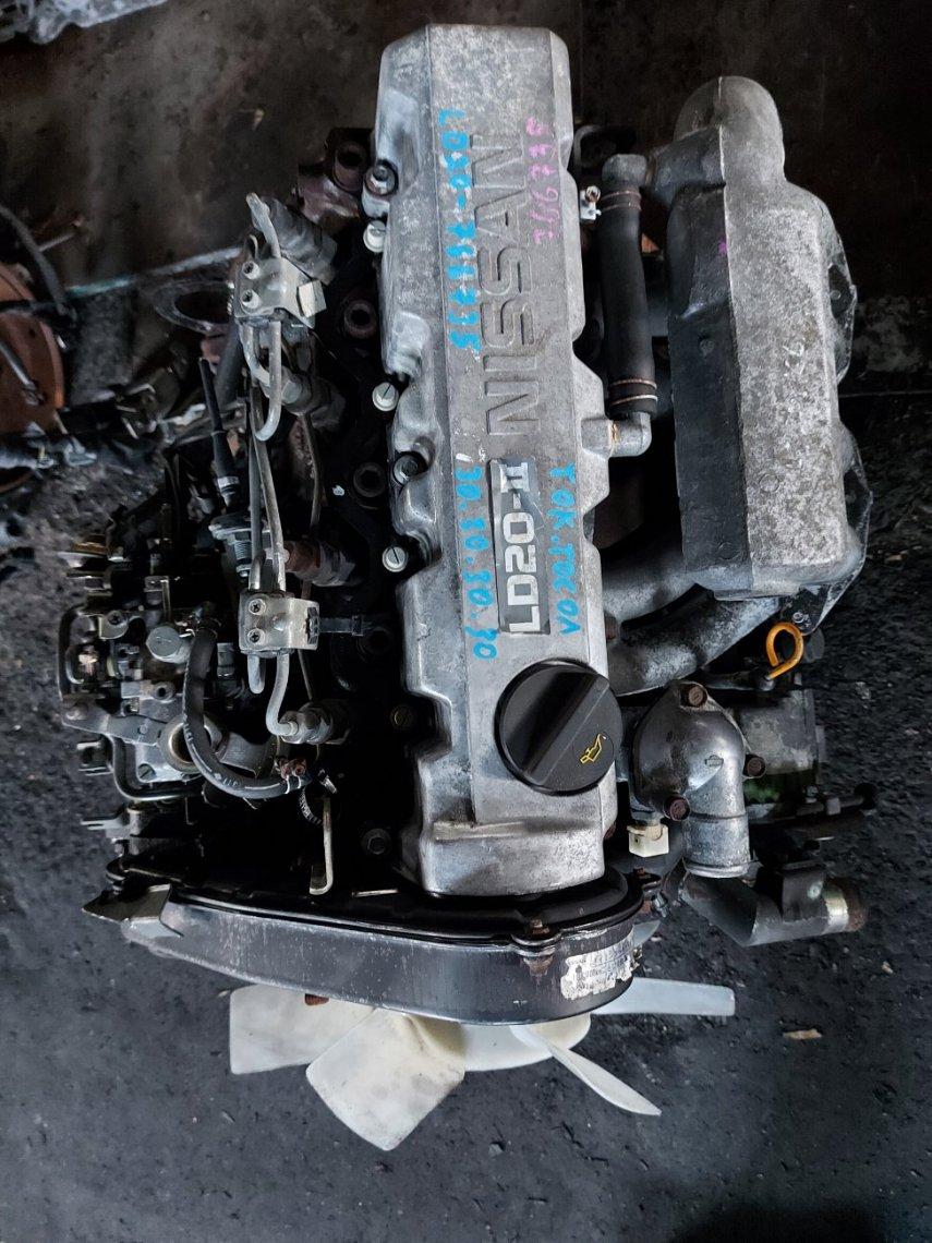 Двигатель Nissan Vanette C22 LD20 (б/у)