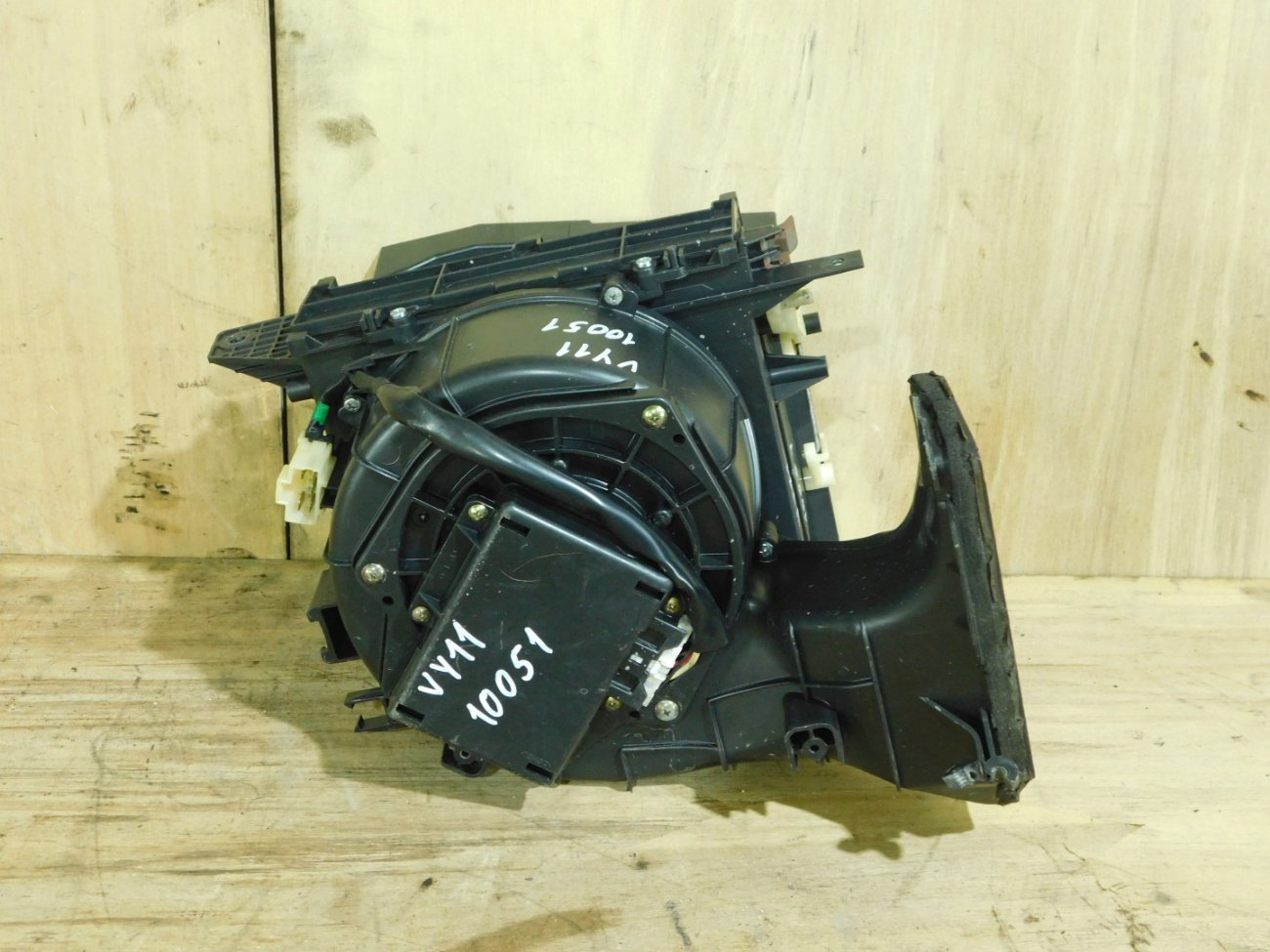 Мотор печки Nissan Ad VY11 (б/у)