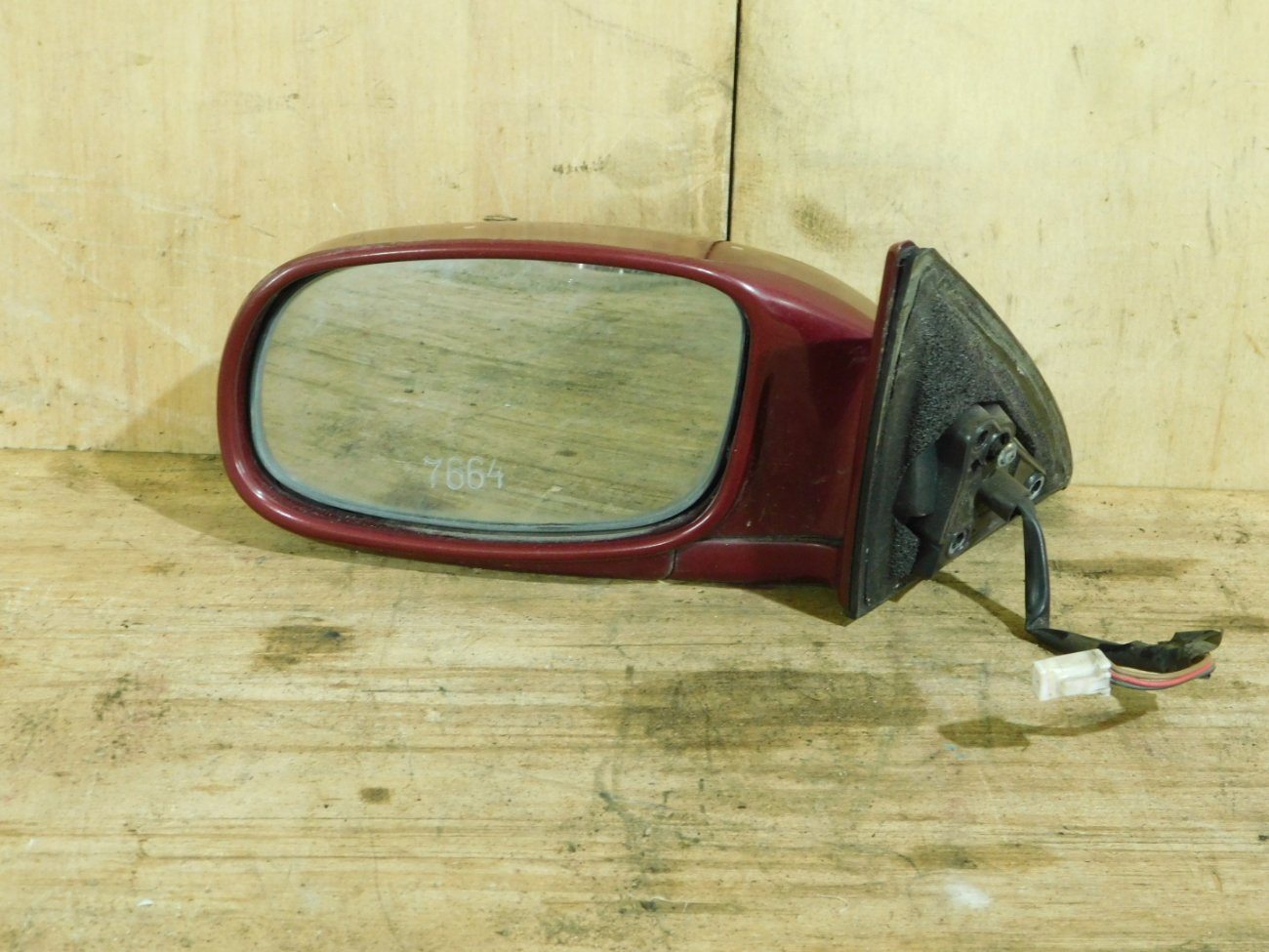 Зеркало Toyota Carina AT192 левое (б/у)