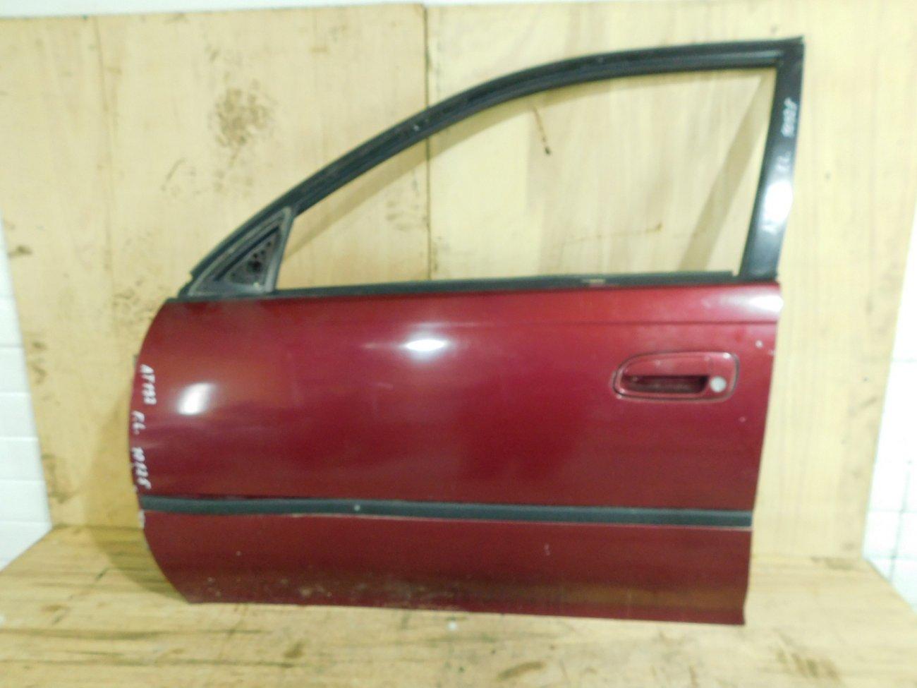 Дверь Toyota Carina AT192 передняя левая (б/у)