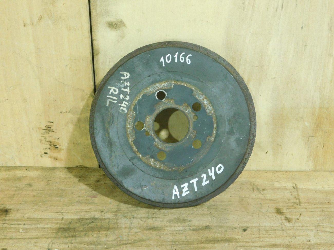 Тормозной барабан Toyota Allion AZT240 1AZ задний (б/у)