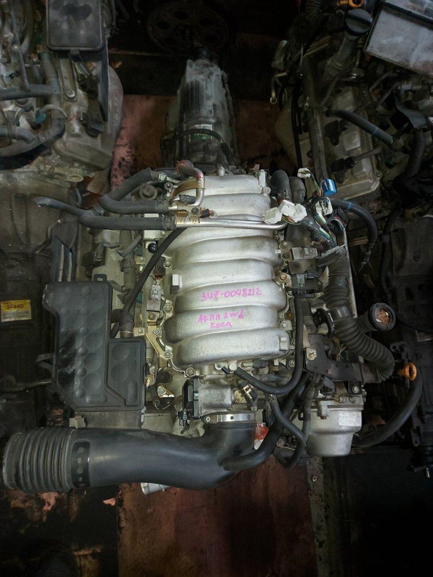 Двигатель Toyota Crown Majesta UZS187 3UZ (б/у)