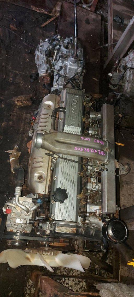 Двигатель Toyota Land Cruiser PZJ70 PZJ71 PZJ77 1PZ (б/у)