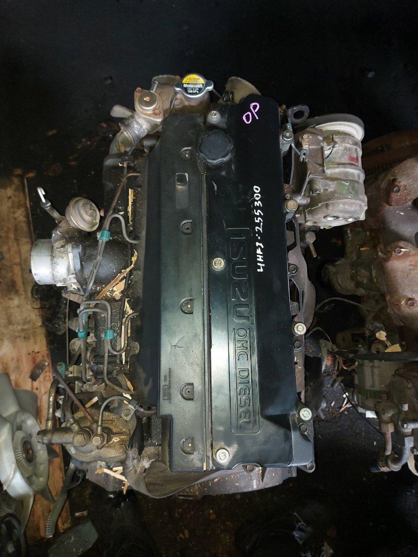 Двигатель Isuzu Elf 4HF1 (б/у)