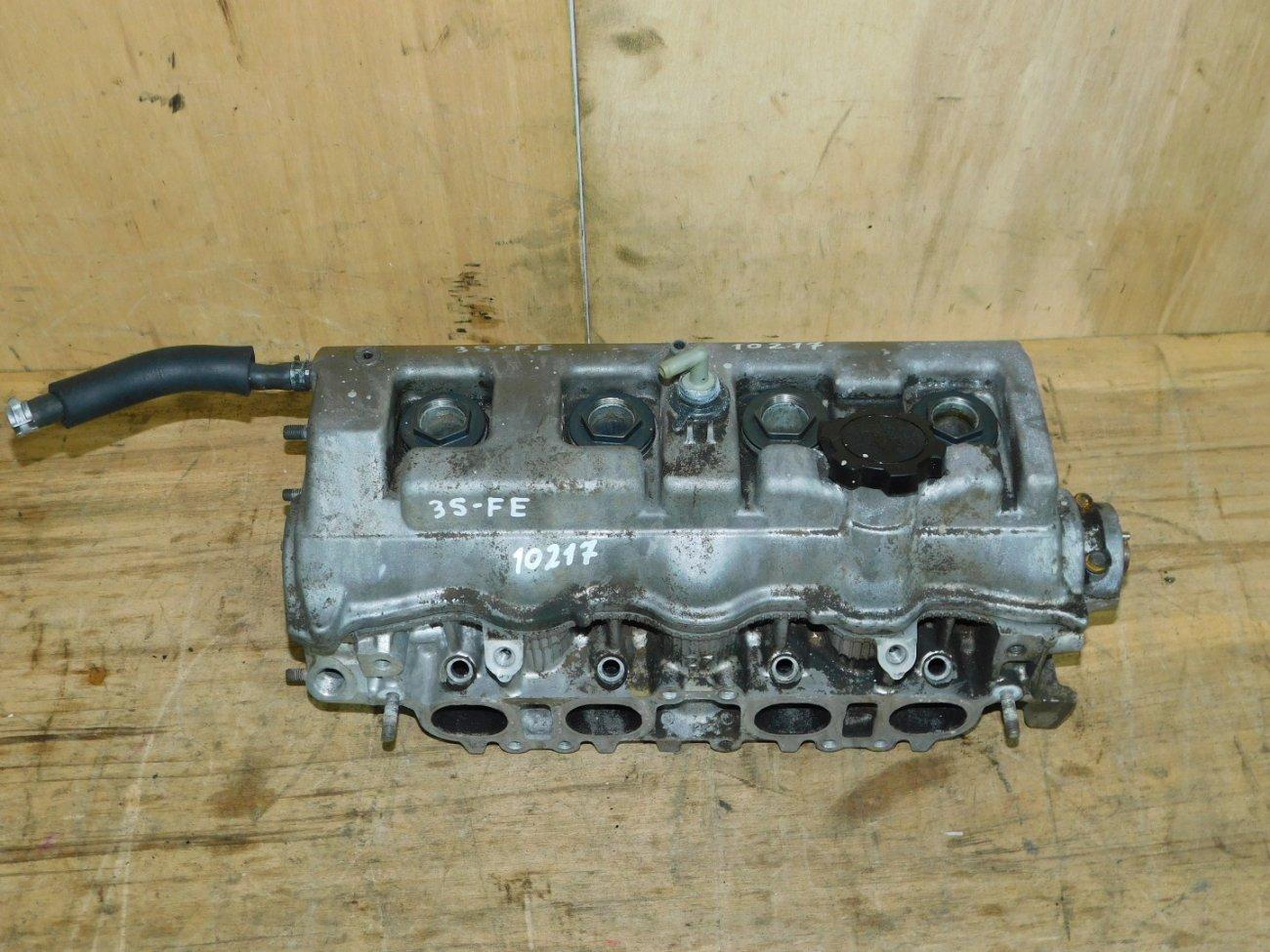 Головка блока цилиндров Toyota 3S-FE (б/у)