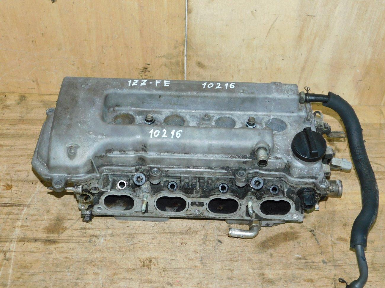 Головка блока цилиндров Toyota Wish ZNE10 1ZZ-FE (б/у)