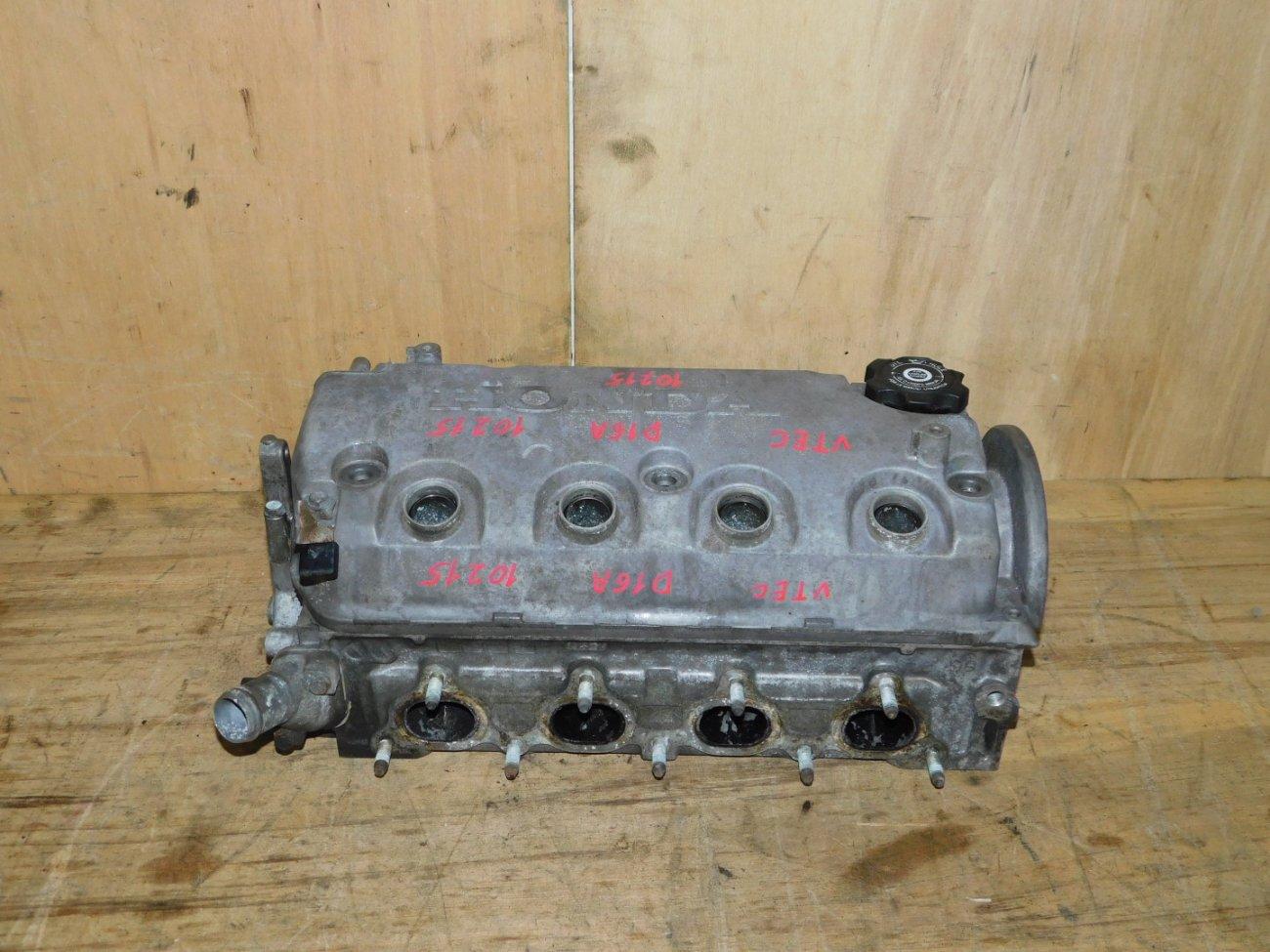 Головка блока цилиндров Honda Hr-V GH4 D16A (б/у)