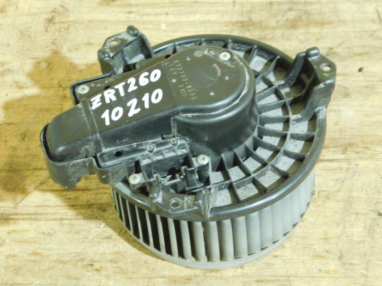 Мотор печки Toyota Allion ZRT260 2ZRFE (б/у)